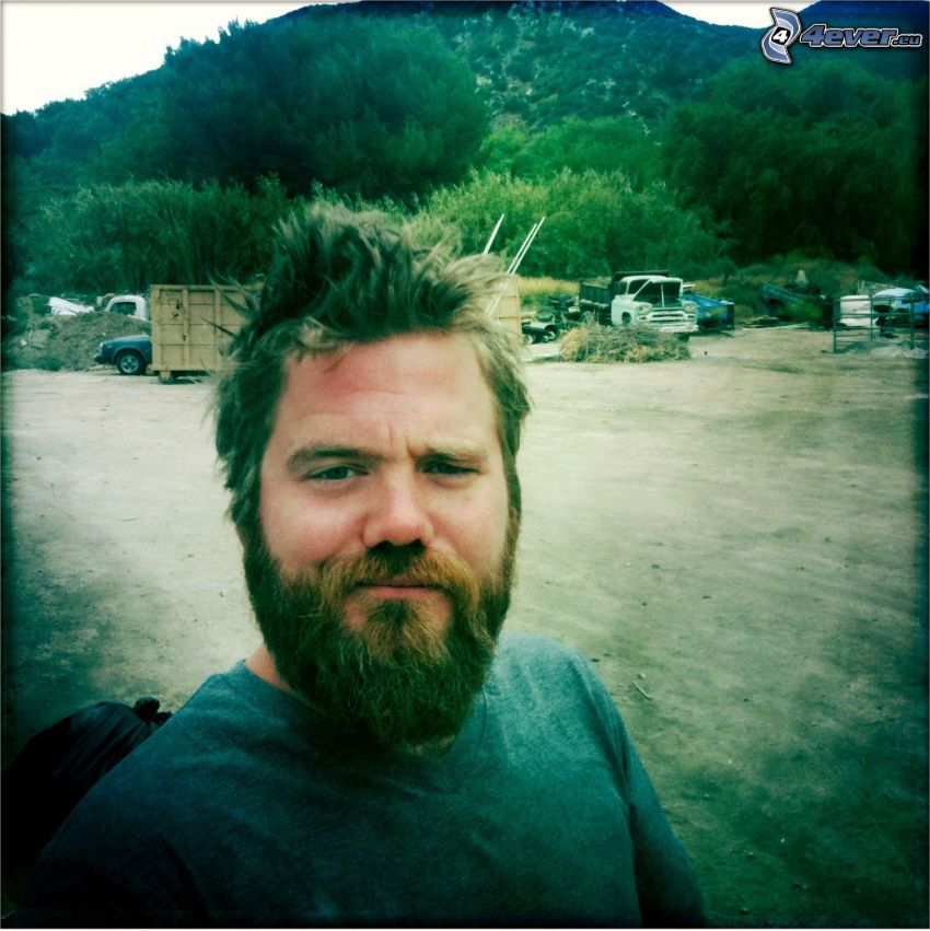 Ryan Dunn, selfie