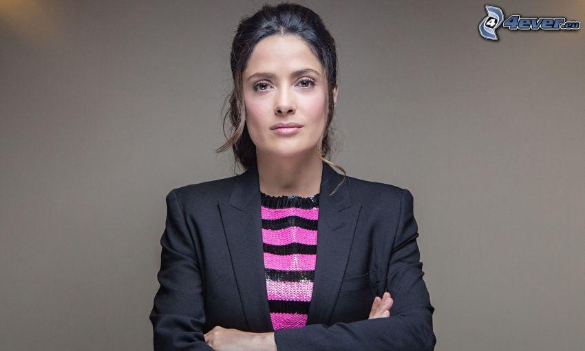 Salma Hayek, marynarka