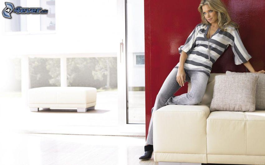 Silvie Meis, sofa