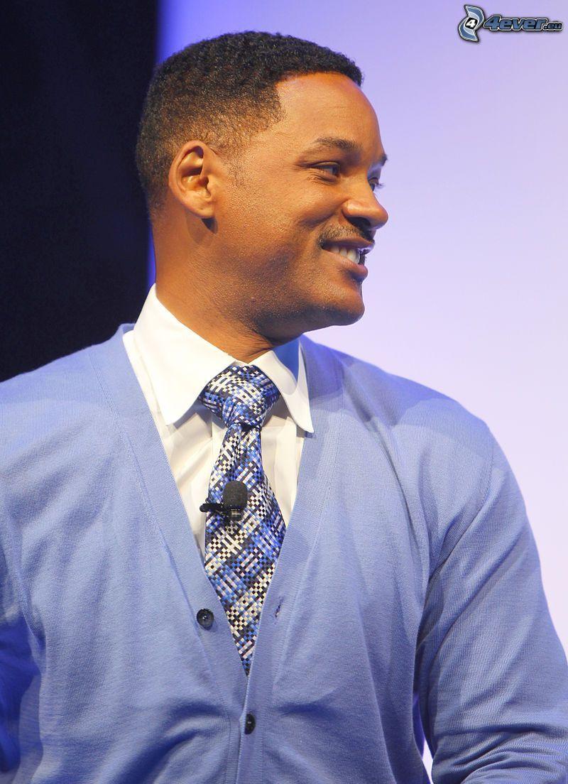Will Smith, krawat