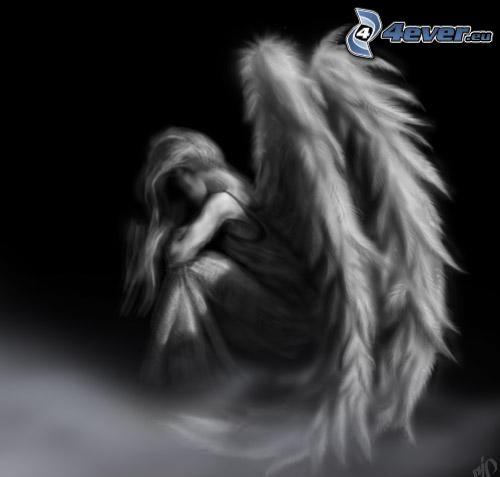 EMO anioł