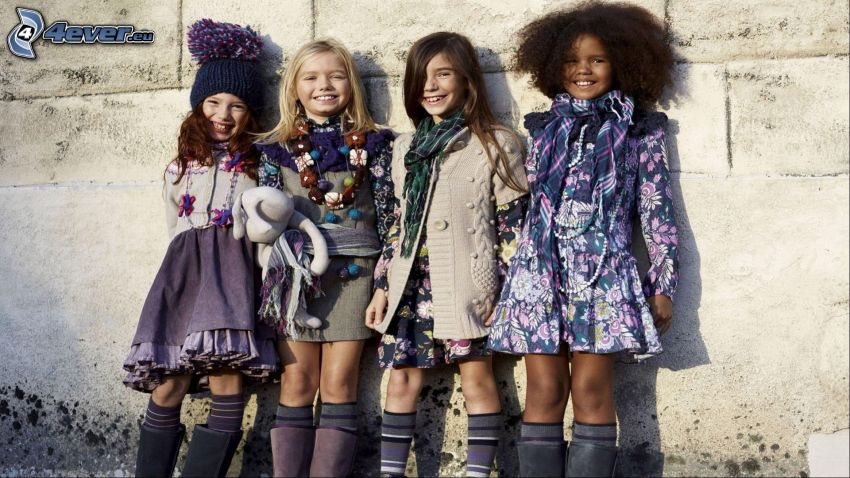 dziewczyny, modelki