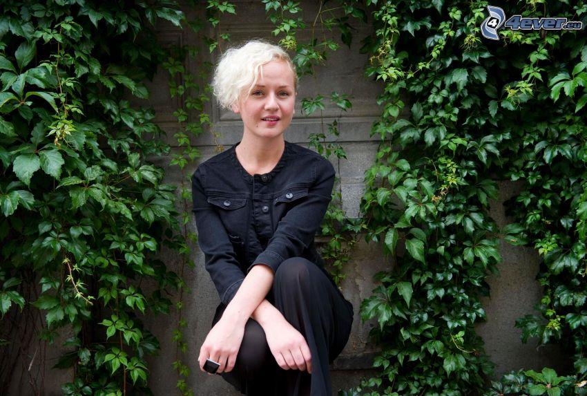 Anna Bergendahl, bluszcz