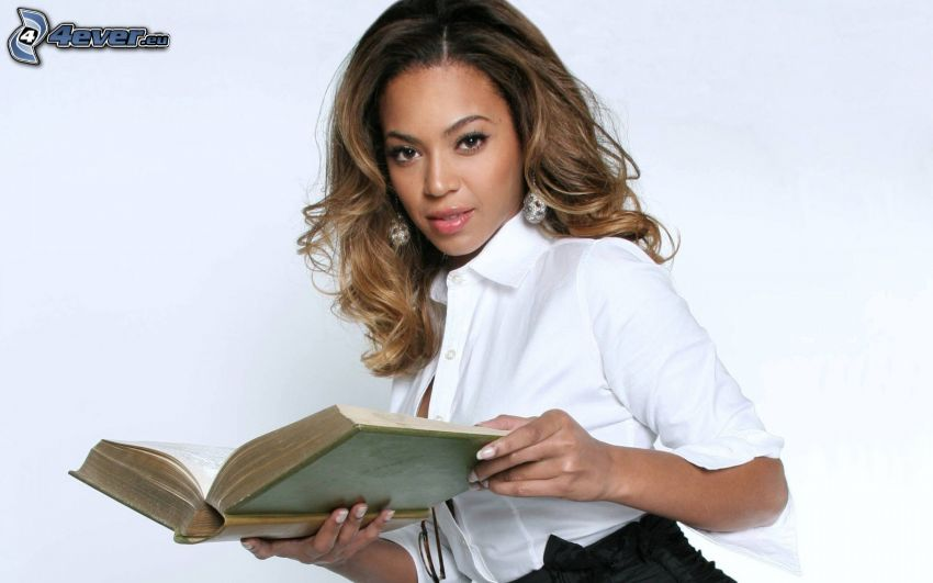 Beyoncé Knowles, piosenkarka, książka