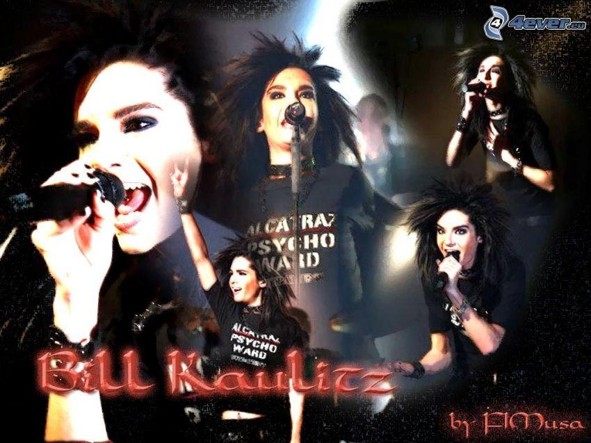 Bill Kaulitz, Tokio Hotel