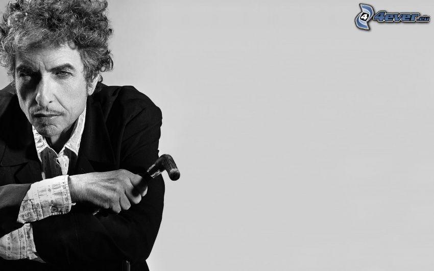 Bob Dylan, fajka