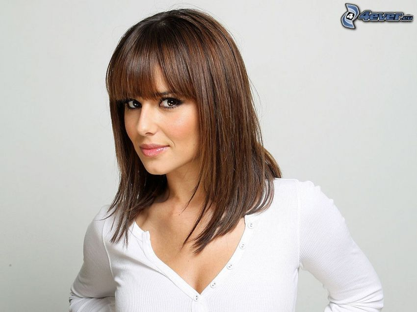 Cheryl Cole, brunetka