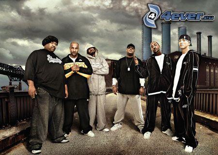 D12, Eminem, raperzy