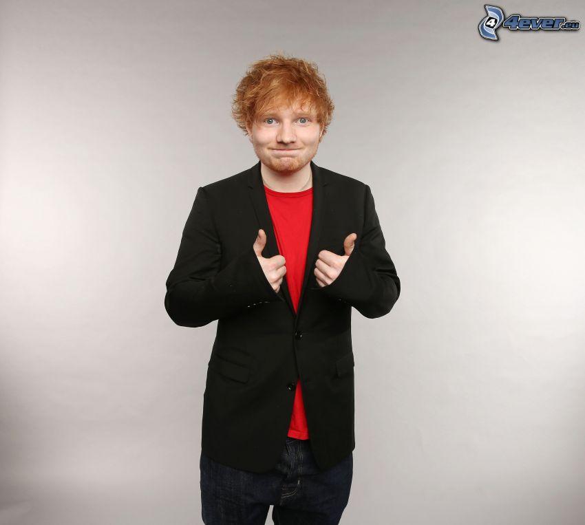 Ed Sheeran, marynarka