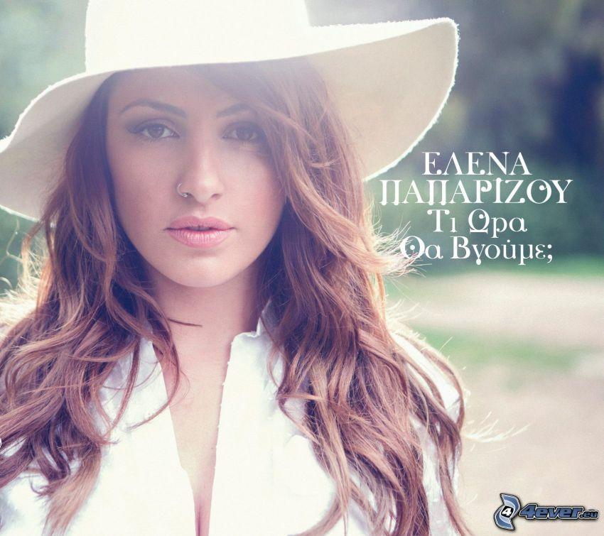 Helena Paparizou, kapelusz