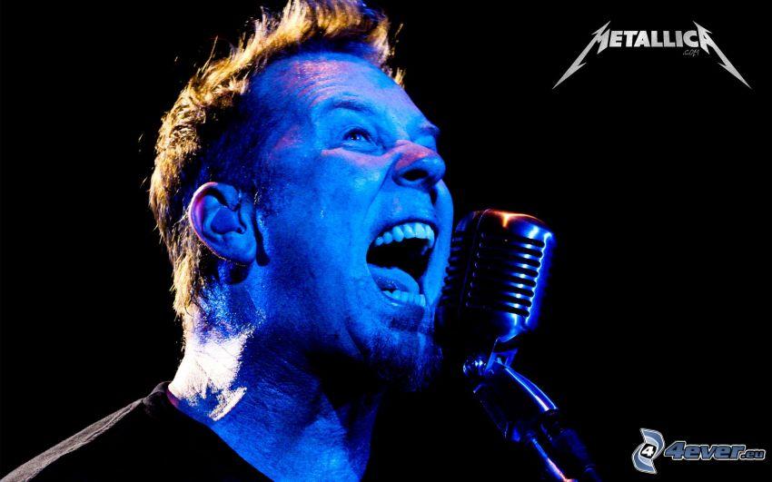 Metallica, piosenkarz