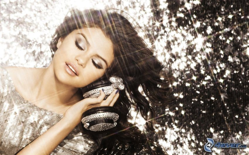 Selena Gomez, diamenty