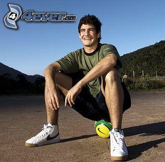 Alexandre Pato, piłka Nike