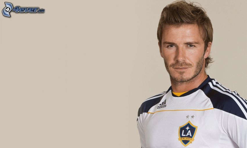 David Beckham, piłkarz