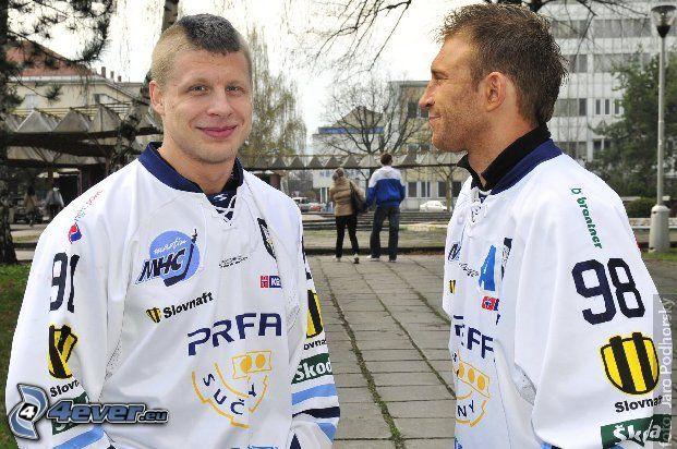 hokej, strój sportowy, mężczyzna