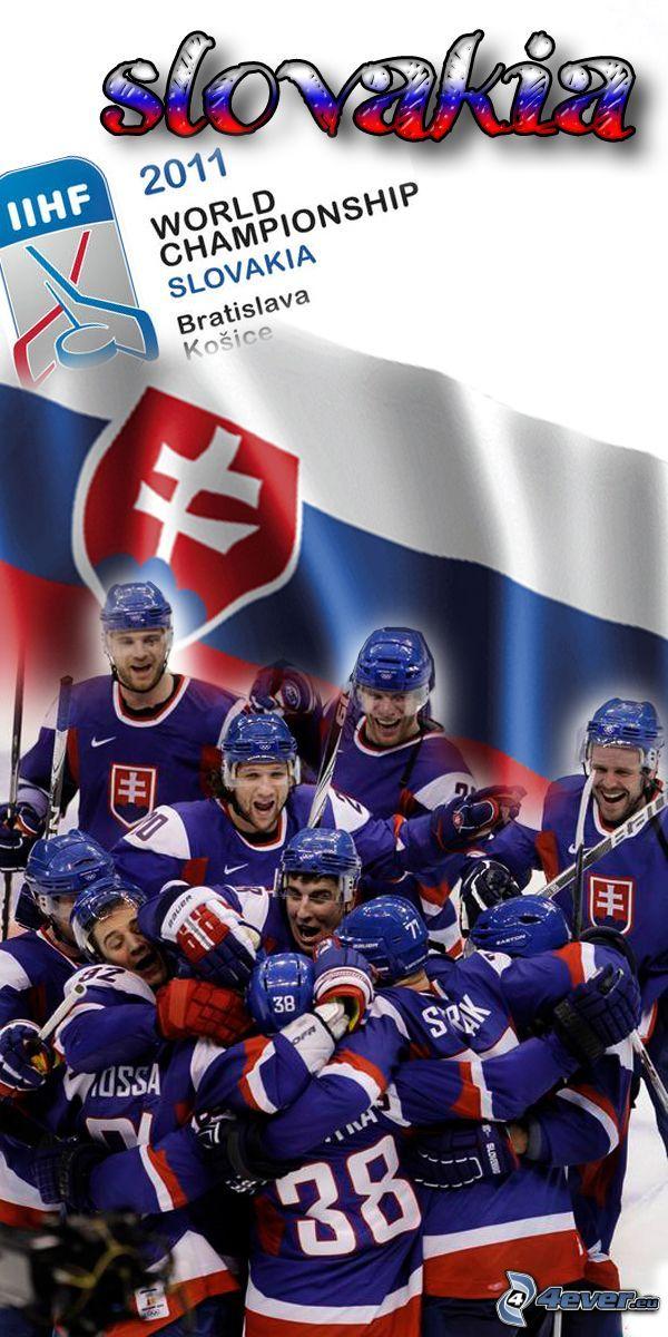 IIHF 2011, Słowacja, hokej