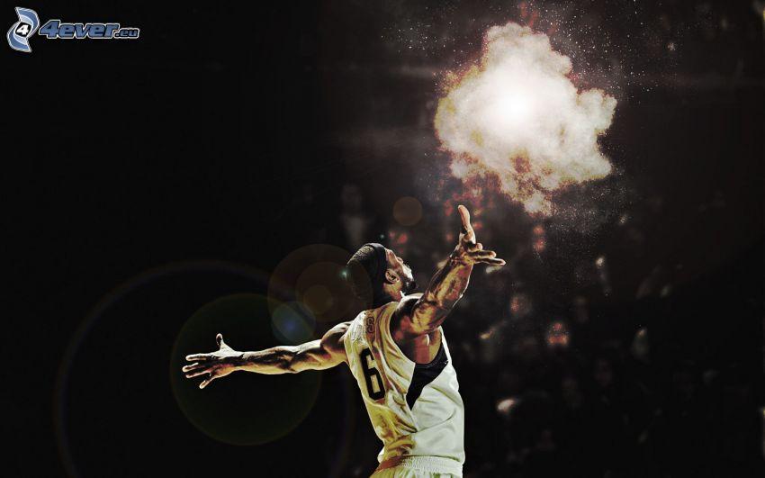 LeBron James, koszykarz