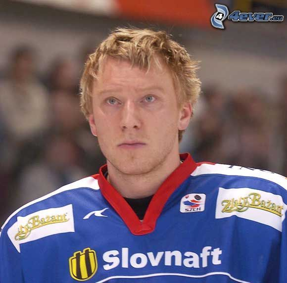 Marián Hossa, hokej