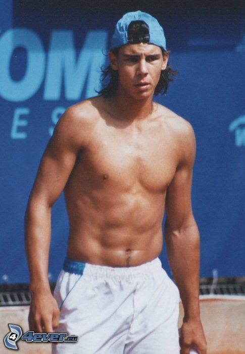 Rafael Nadal, tenisista