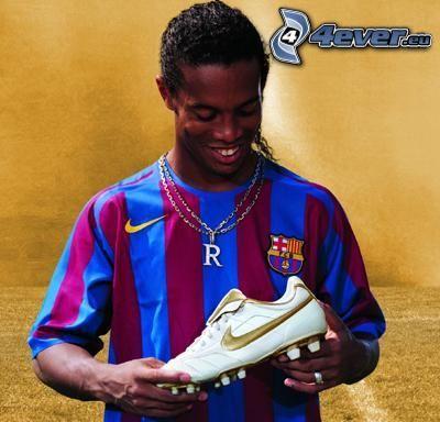 Ronaldinho, piłka nożna, Nike