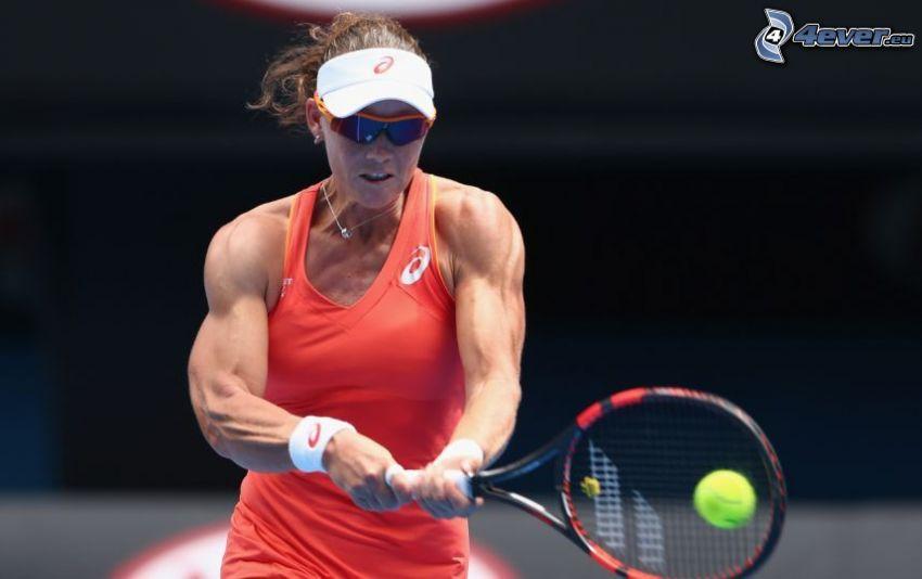 Samantha Stosur, tenisistka, gra