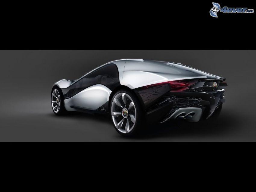 Alfa Romeo, projekt