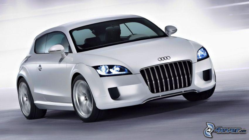 Audi, projekt