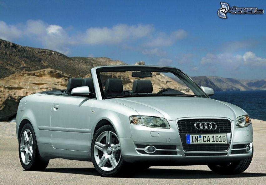Audi A4, kabriolet