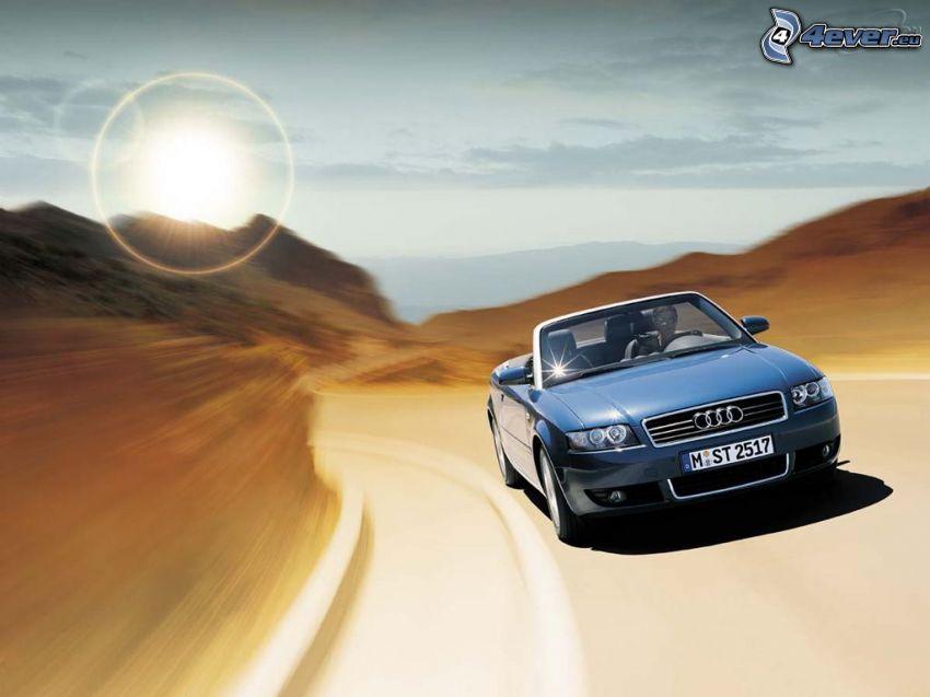 Audi A4 kabrio