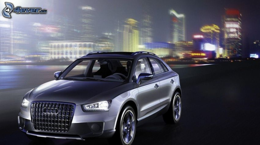 Audi Q3, prędkość