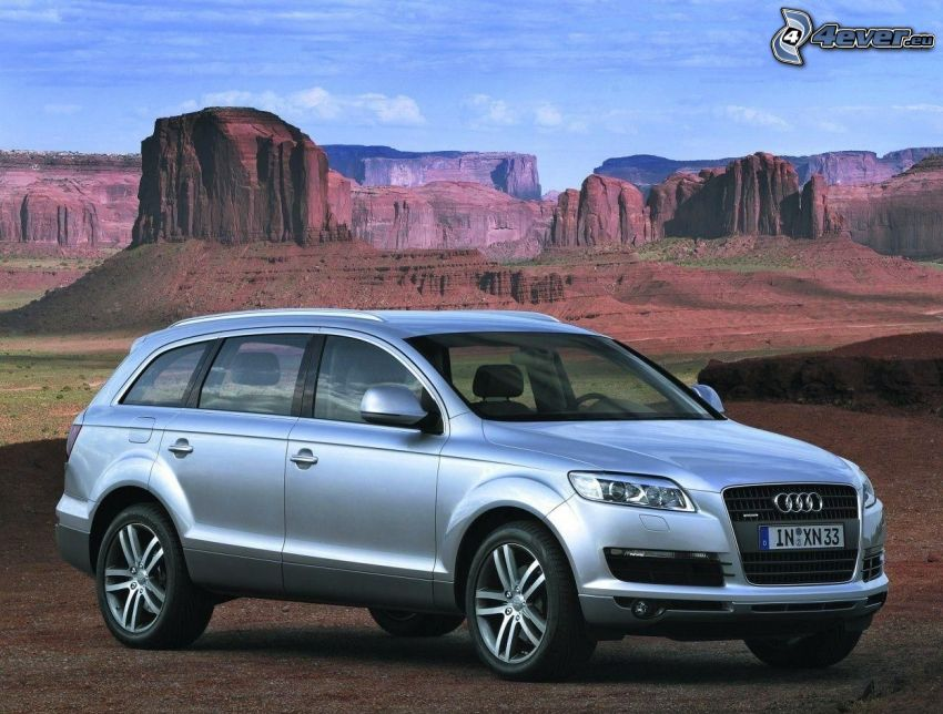 Audi Q7, Grand Canyon