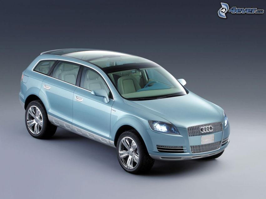 Audi Quattro, projekt