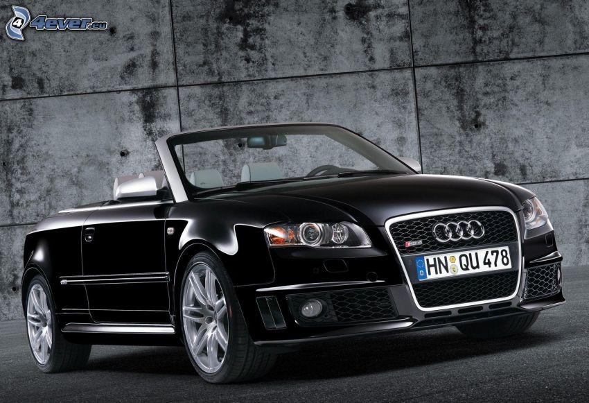 Audi RS4, kabriolet