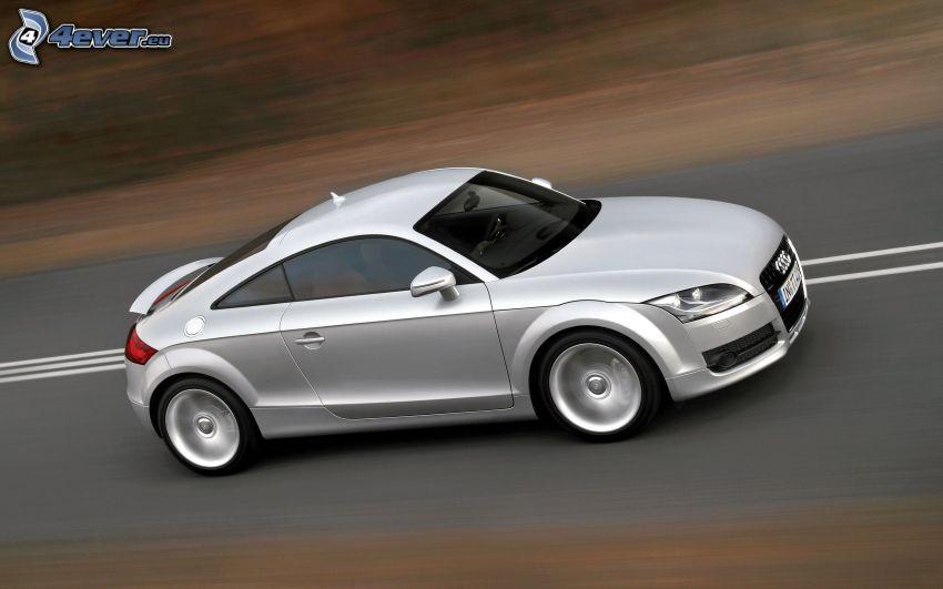 Audi TT, prędkość