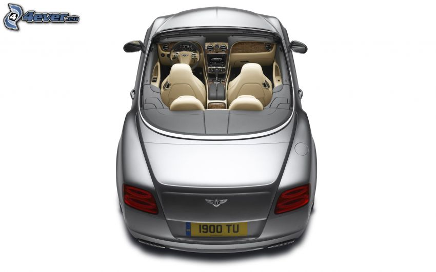 Bentley Continental, kabriolet