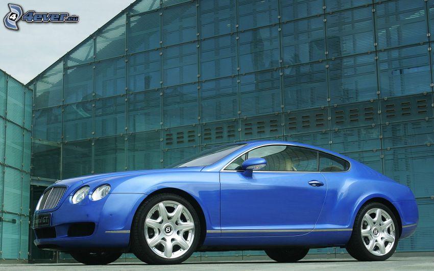 Bentley Continental GT, budowla