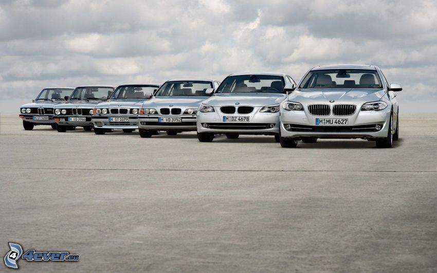 BMW, ewolucja