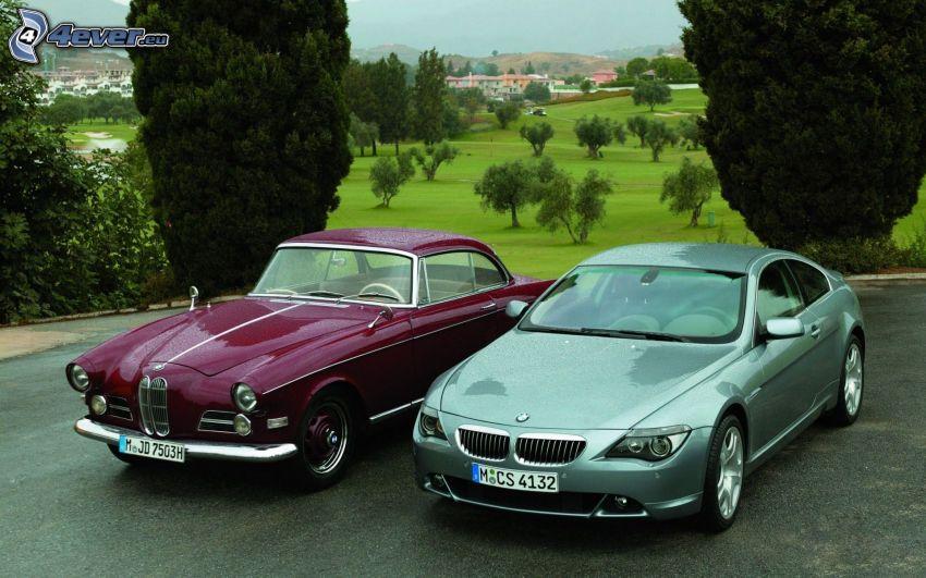 BMW, weteran