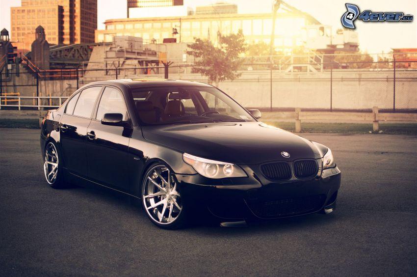 BMW 5, BMW E60, tuning