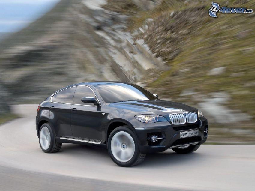 BMW Concept X6, projekt