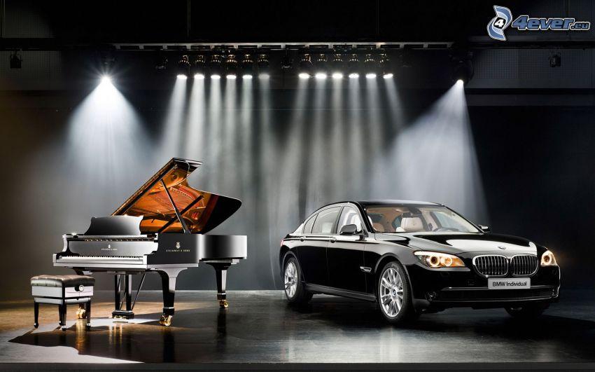 BMW Individual, fortepian