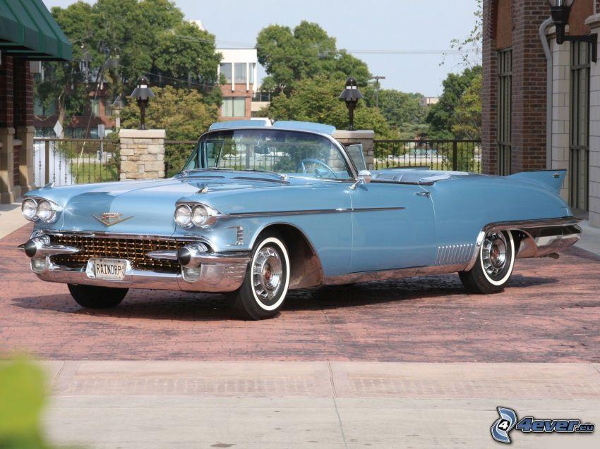 Cadillac Eldorado, kabriolet, weteran