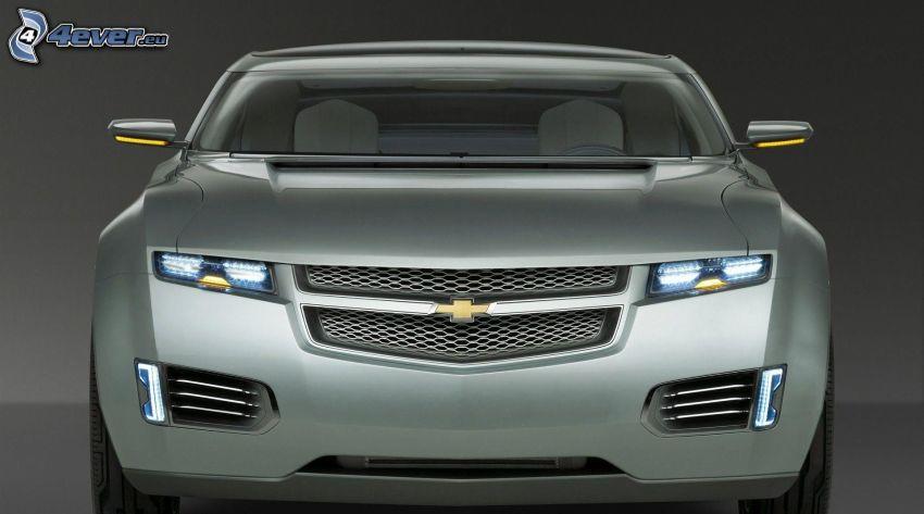 Chevrolet, przednia maska, projekt