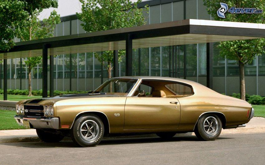 Chevrolet Chevelle SS, weteran