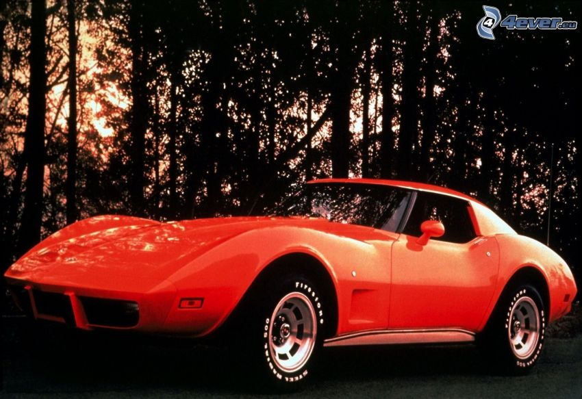 Chevrolet Corvette, weteran