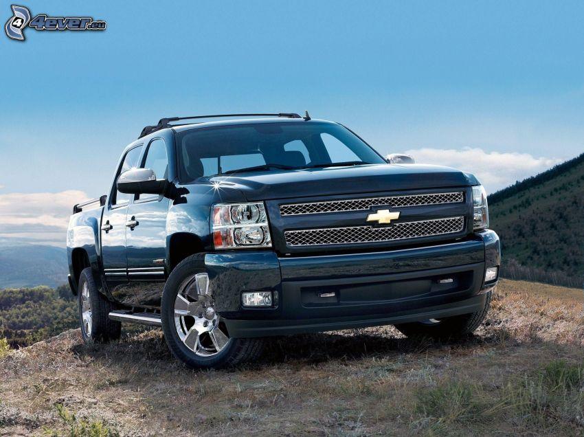 Chevrolet Silverado, pickup truck