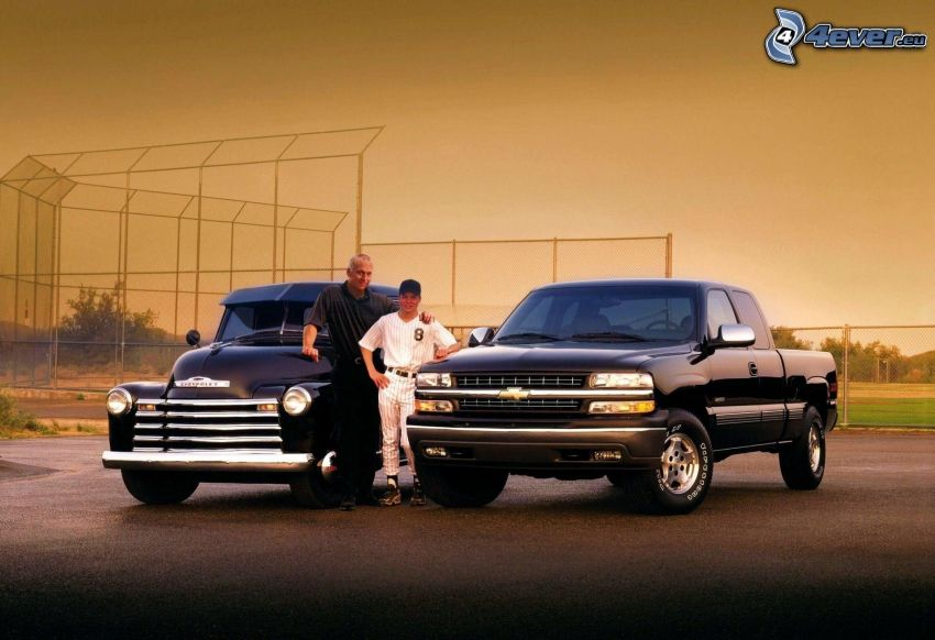 Chevrolet Silverado, weteran, Chevrolet