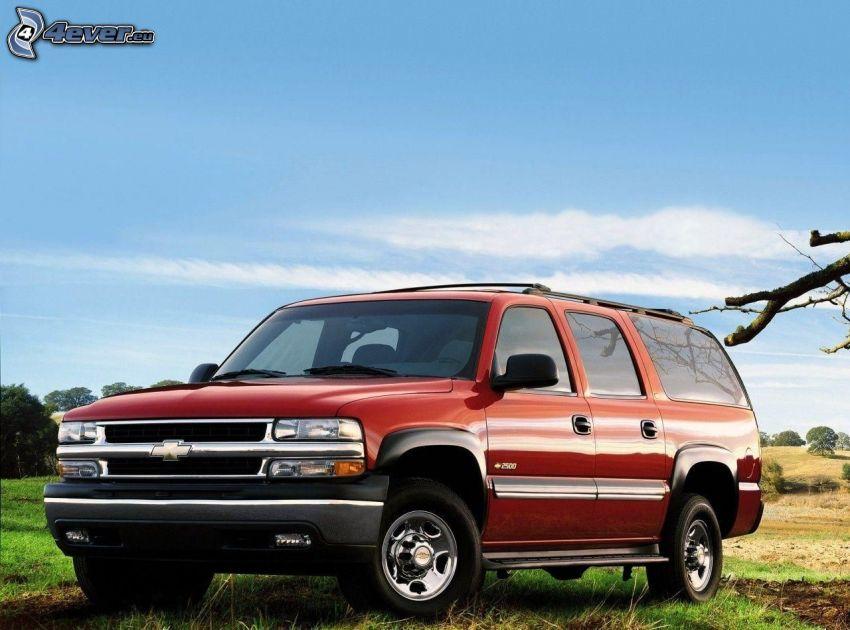 Chevrolet Suburban, SUV