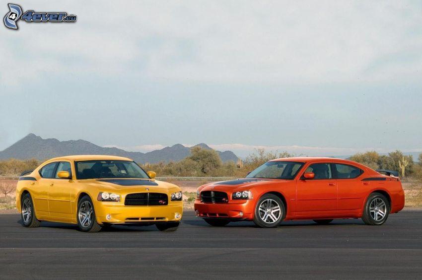 Dodge Avenger, Dodge Charger