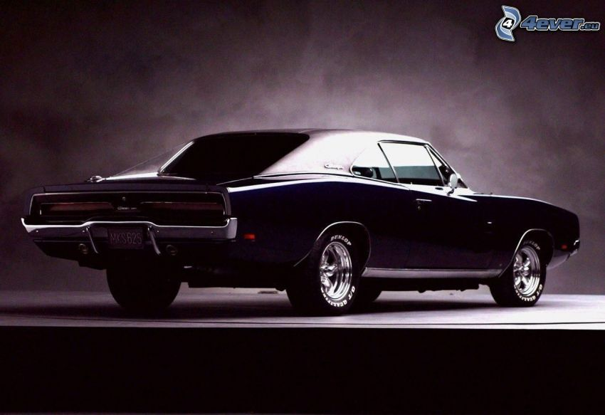 Dodge Charger, weteran